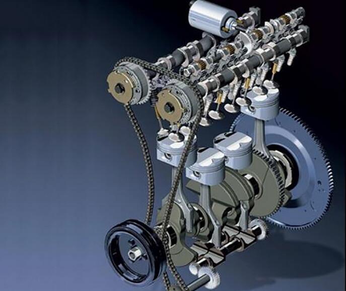 在以前的汽车上,大部分都是使用的正时皮带,而随着造车技术水平和工业发展的不断进步,部分发动机的正时皮带已被发动机链条所替代。缘于橡胶材质的正时皮带随着发动机工作时间增加,皮带以及其它附件,如张紧轮、张紧器和水泵等都会发生磨损或老化。