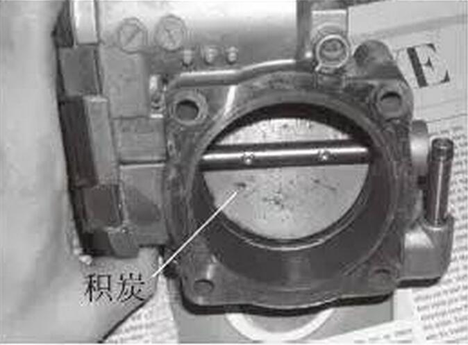 491a节气门检查电路图