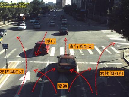 假如我们赶时间要通过红绿灯路口,但红灯时间还很长,我们也可以在不