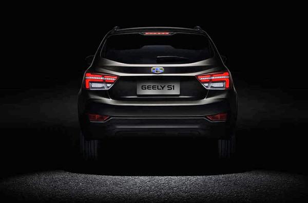 新车侧面的溜背式线条凸显出跨界SUV的身份,而尾部造型立体,尾灯设计感较强。根据此前公布的申报信息,吉利S1车身尺寸长宽高分别为4465/1800/1535mm,轴距为2668mm。动力方面,新车将搭载1.5L自然吸气发动机(JL-4G15)和1.4T涡轮增压发动机(JLB-4G14T),最大功率分别为103马力(76kW)和133马力(98kW)。