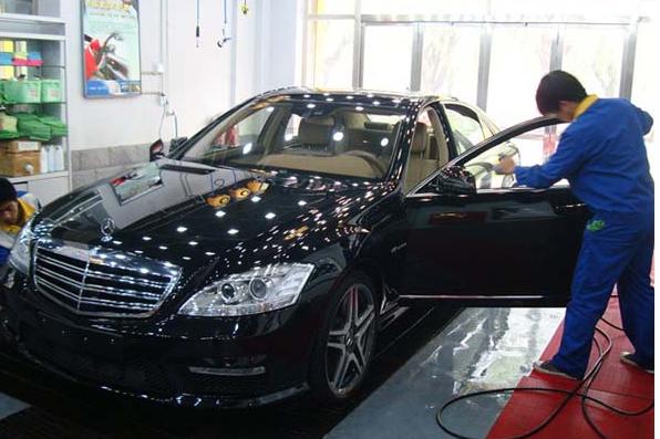 汽车保养维修