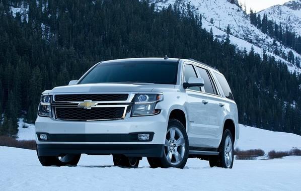 雪佛兰塔荷(Chevrolet Tahoe)