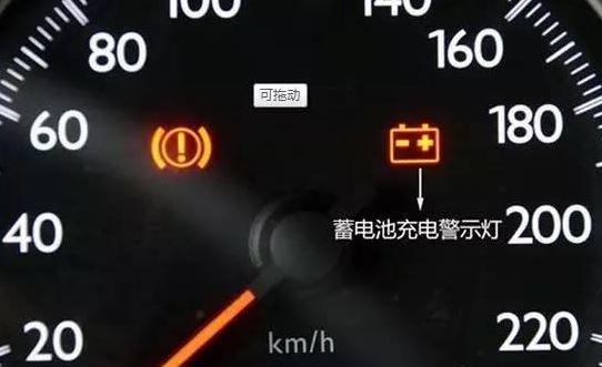 怠速时,发动机的充电功率下降,如果此时蓄电池不给力,同时还要给车内