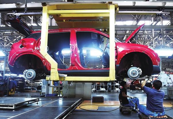 英国9月汽车产量继续下滑