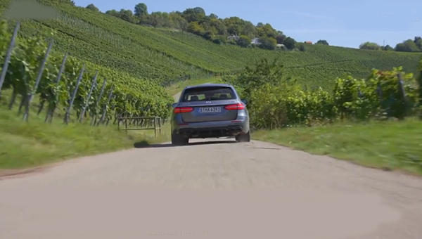 奔驰AMG E63 S 4Matic 旅行版