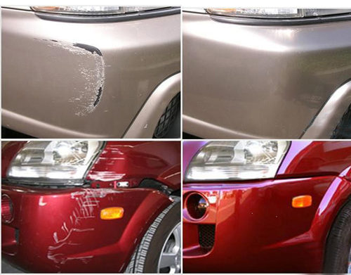 汽车剐蹭划痕