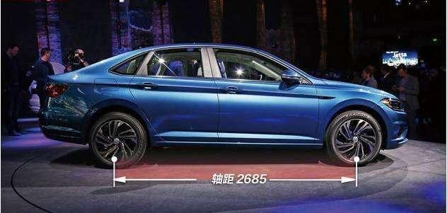 新款大众速腾来了, 全新前脸, 轿跑车身,  1.5T有220马力