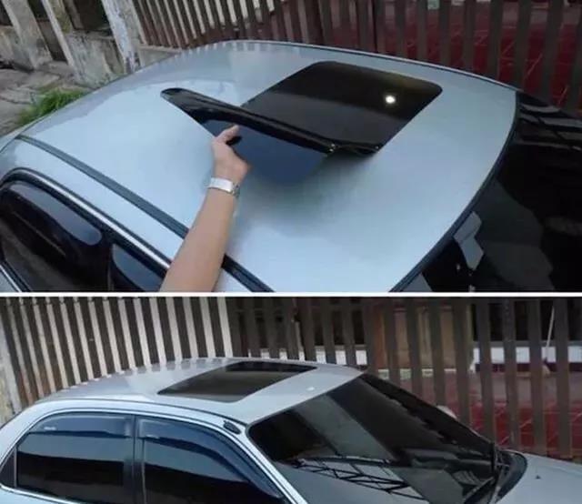 汽车上的这些奇葩设计你都用过吗?